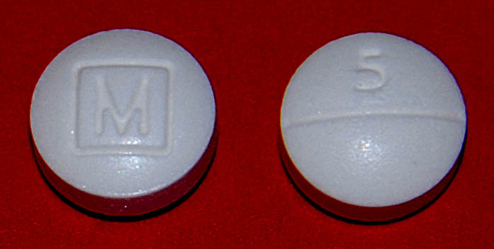 "Help Identify Small White Pills ""M-OXY"" on one side ""5"" on the other"