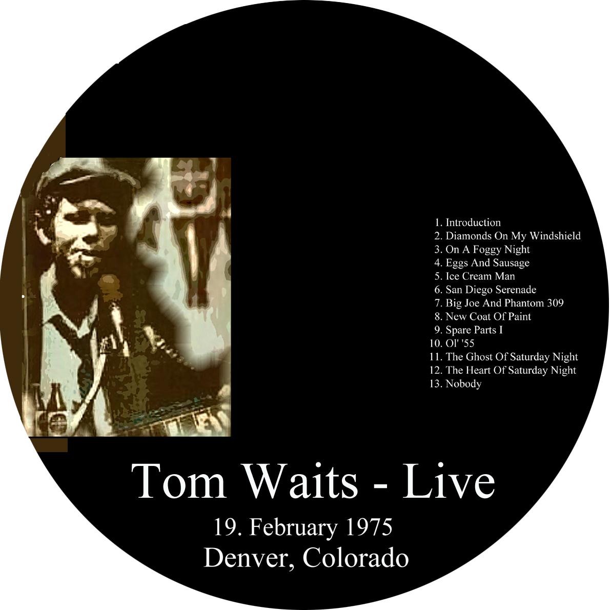 Tom Waits downloads